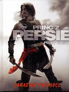 PRINC Z PERSIE -  PÍSKY ČASU # obrazový průvodce # Disney Pictures