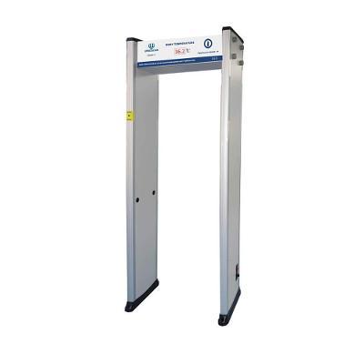 Detektor kovů UB500-T s teploměrem pro měření teploty lidského těla