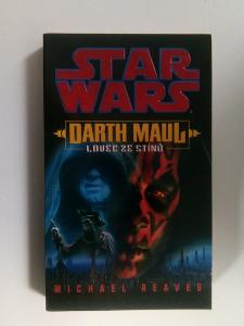 Kniha STAR WARS : Darth Maul - LOVEC ZE STÍNŮ