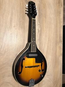 Elektroakustická mandolína FENDER FM-52E