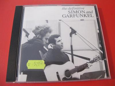 cd SIMON AND GARFUNKEL