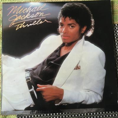 LP- MICHAEL JACKSON - Thriller