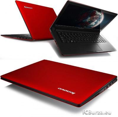 Lenovo G500s RED, Intel i3, 6GB RAM, Nvidia GT720M 2GB, SSD 240GB