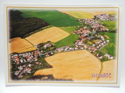 Dobříč, Kralovice, okr. Plzeň -sever - letecký