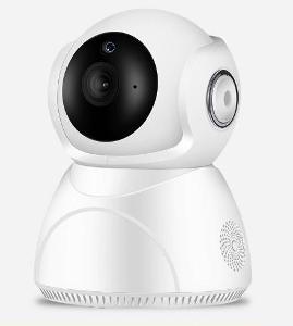 Otočná smart wifi IP kamera, dětská chůvička, full HD 1080p
