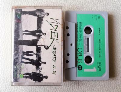 VIDIEK - Nechajte Si Ju - PRESS 1989