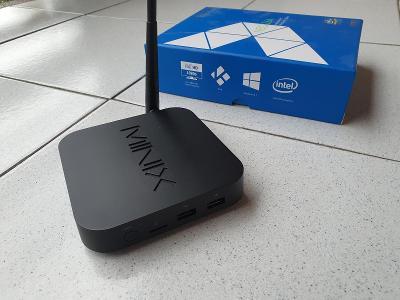 MINIX NEO Z64 - Intel/2GB/32GB/WIN10 miniPC