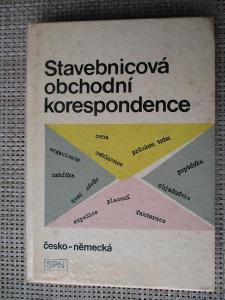 Závada Dušan - Stavebnicová obchodní korespondence česko-německá