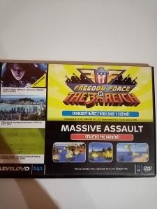 Level DVD 141 - Massive assault a Freedom force vs The 3rd reich