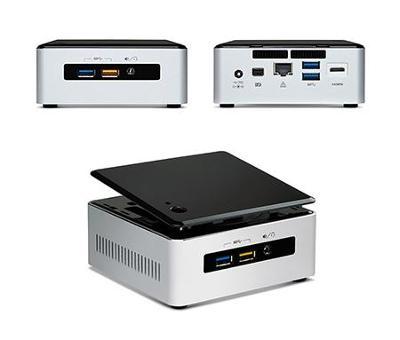 INTEL NUC 6I5SYH - Intel Core i5/16 GB RAM/SSD 240GB/WIN 10 PRO