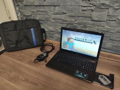 Notebook: Asus K52N - 4 GB RAM, 320 GB HDD, Windows 10, Wifi