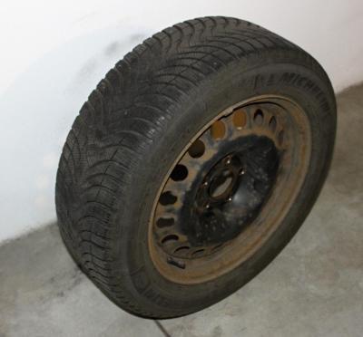 Zimní pneu Micheli s disky