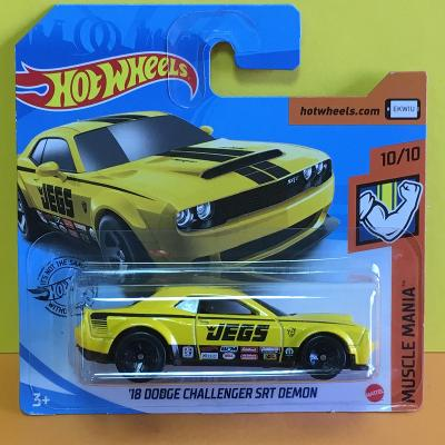 '18 Dodge Challenger SRT Demon - Hot Wheels 2020 234/250 (E13-n2)