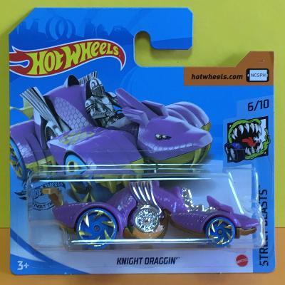 Knight Draggin - Hot Wheels 2020 178/250 (E13-n3)