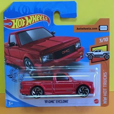 '91 GMC Syclone - Hot Wheels 2020 150/250 (E15-n2)