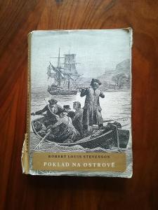 ROBERT LOUIS STEVENSON - Poklad na ostrově