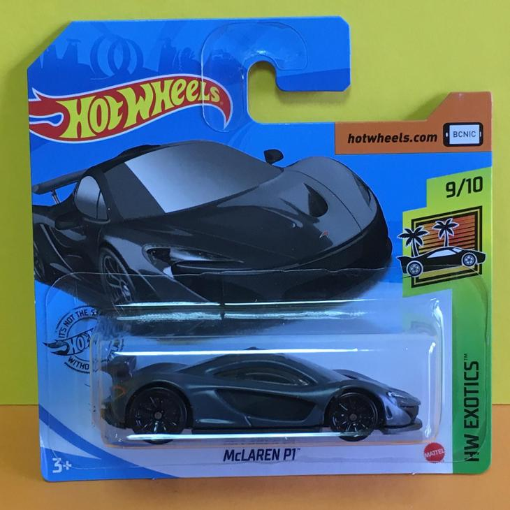 McLaren P1 - Hot Wheels 2020 149/250 (E15-n3)  - Hračky