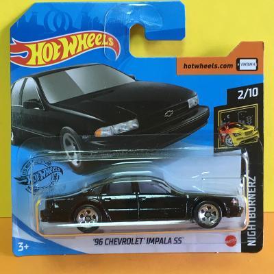 '96 Chevrolet Impala SS - Hot Wheels 2020 232/250 (E15-n5)