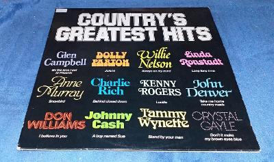2 x LP Country's Greatest Hits