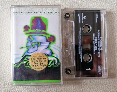 POISON – Poison's Greatest Hits 1986-1996 - PRESS 1996