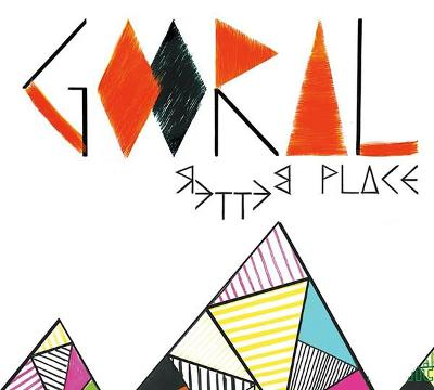Gooral – Better Place - CD