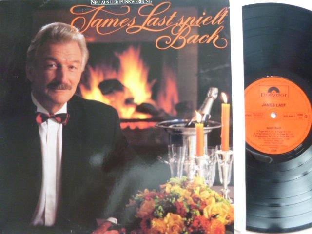 Club Edition 15 067 2 JAMES LAST spielt Bach / Fuga - Praeludium - Hudba