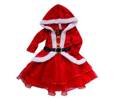 Nádherné vánoční šaty George 3-4 roky