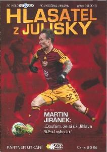 program - Dukla Praha - Vysočina Jihlava - 2018