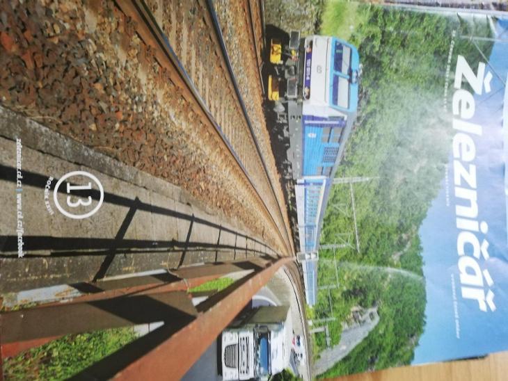 """Časopis """"Železničář"""" 7 - Ostatní"""