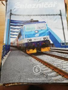 Časopis Železničář, 8