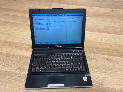 Fujitsu Amilo Pro V3205 - Intel Core 2 Duo , BEZ HDD , 1GB RAM