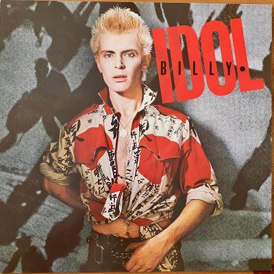 Billy Idol – Billy Idol - Lp vinyl