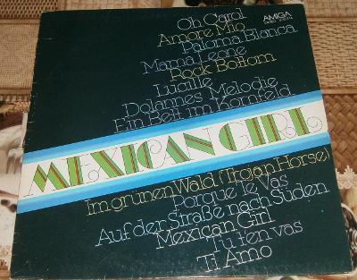 LP - Mexican Girl (Germany 1979) / Perfektní stav!