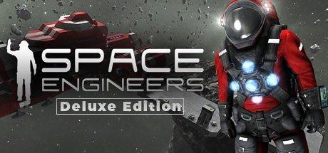 Space Engineers (Deluxe Edition) - STEAM (dodání ihned)🔑