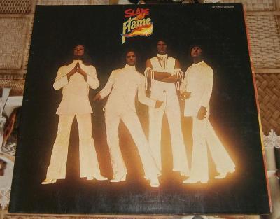 LP - Slade - Slade in Flame (Germany 1974) / Perfektní stav!