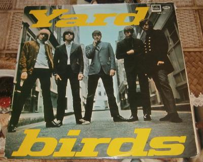 LP - Yardbirds (Sweden 1967) / Perfektní stav!