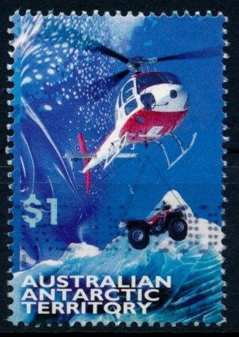 Australská Antarktida 1998 ʘ/Mi. 117 , letectví    ,  /L22/
