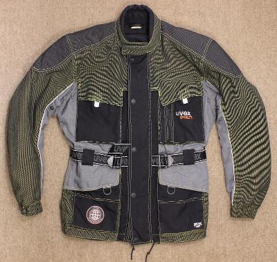 pánská textilní motorkářská bunda UVEX vel. S/46 #1b32