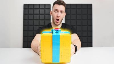 Lego PUZZLE BOX od House!