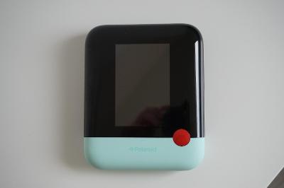 POLAROID POP Instant Digital Green - 1 rok záruka