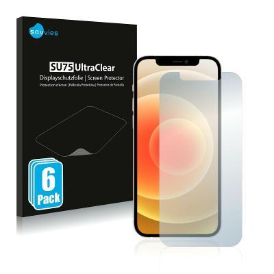 6x Ochranná fólie - Apple iPhone 12