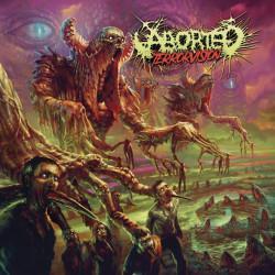 Aborted - Terrorvision, 1CD, 2018