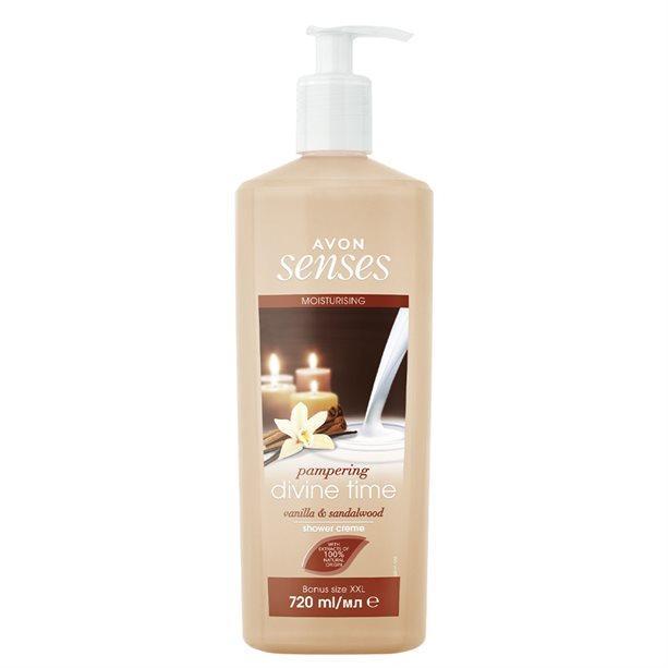 Sprchový gel Divine Time - Ošetřující kosmetika