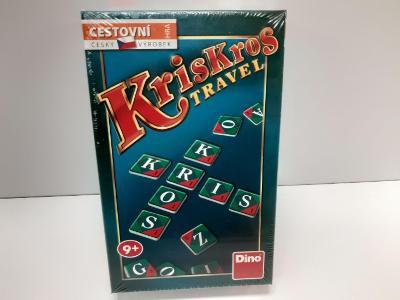 Kris Kros, DINO, oblíbená stolní hra, nové