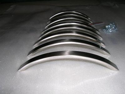 nábytková úchytka nerez ADÉLA 128 mm - sada 5 kusů.