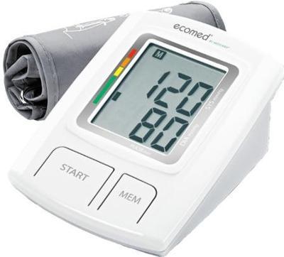 Měřič krevního tlaku na paži Medisana ECOMED BU-92E