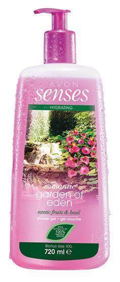 Avon Sprchový gel Garden of Eden 720 ml
