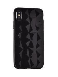 OEM Silikonový obal Prism Diamond pro XIAOMI REDMI 5 - černý