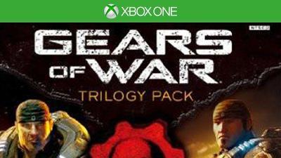 Gears of War Trilogy - XBOX ONE (dodání ihned) 🔑