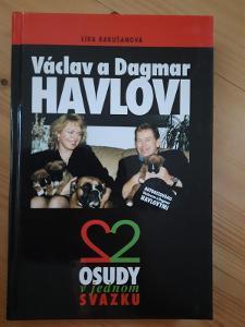 Václav a Dagmar Havlovi Lída Rakušanová